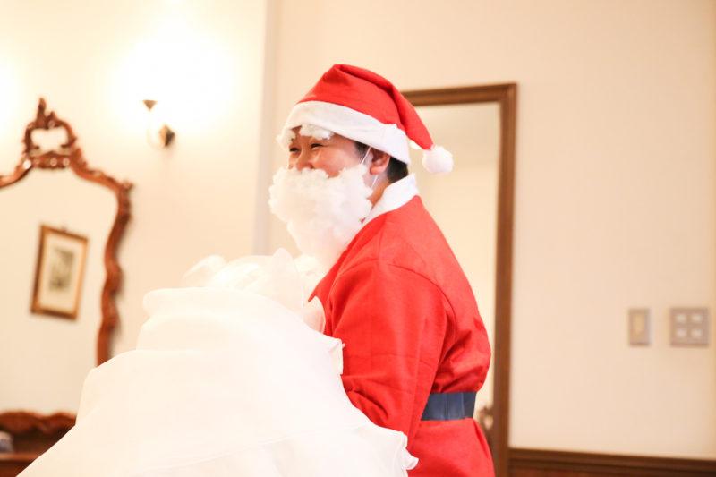 サプライズプロポーズ・サンタの画像